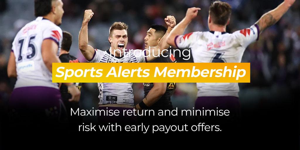 Sport Alerts Membership